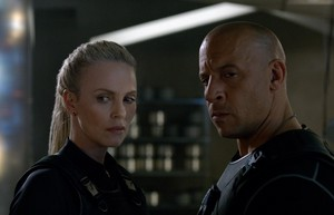 The Fate of the Furious - Cipher and Dom