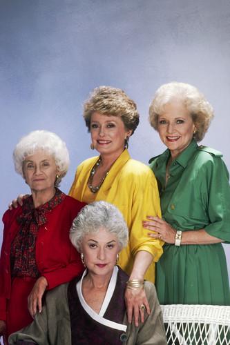 Betty White Wallpaper Entitled The Golden Girls