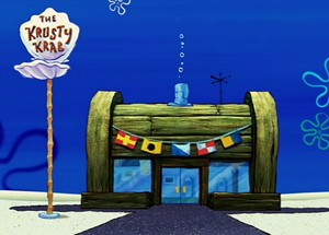 The Krusty Krab