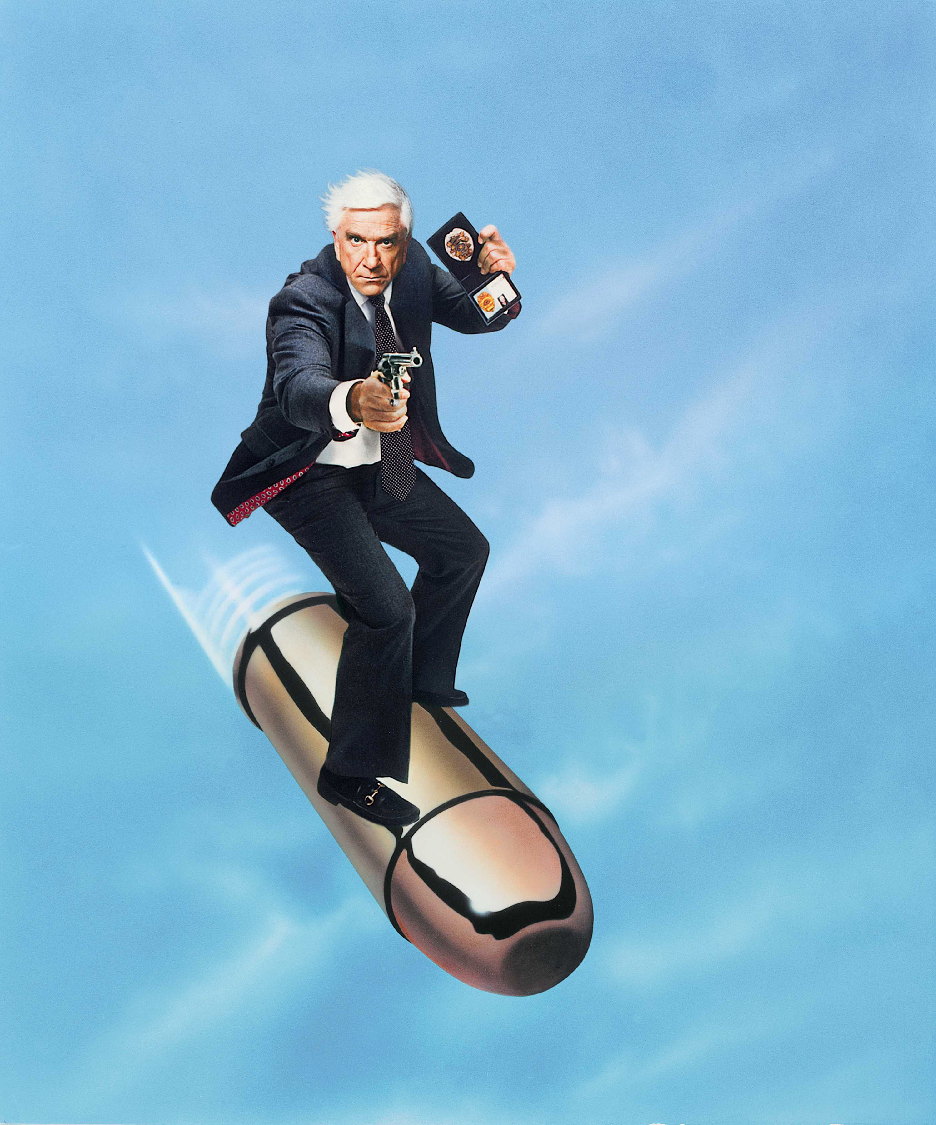 10 Things You May Not of Known About -The Naked Gun