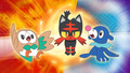 The New Starters! - pokemon photo