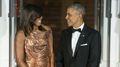 The Obamas - barack-obama photo