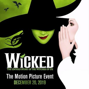 The Offical Announcement of the data for the Wicked Movie