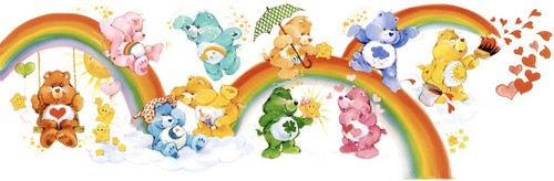 Care Bears wallpaper called The Original 10 Care Bears