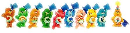 The Original 10 Care Bears