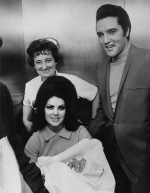 The Presley Family