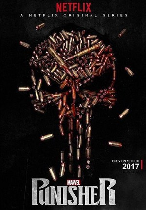 The Punisher - Official Poster