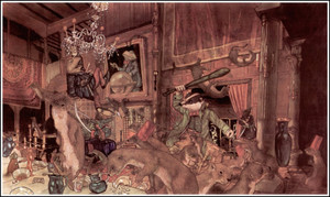 The Storming of Toad Hall