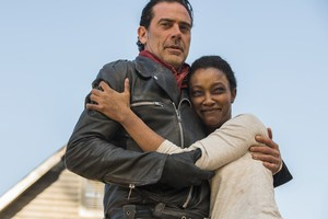 The Walking Dead - Episode 7.16 - The First दिन of the Rest of Your Life - Behind the Scenes