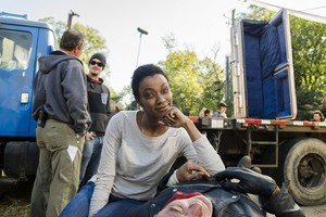 The Walking Dead - Episode 7.16 - The First Tag of the Rest of Your Life - Behind the Scenes