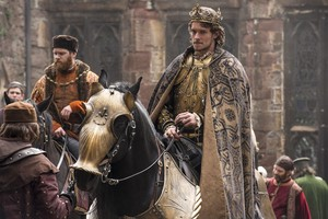 """The White Princess """"In Bed with the Enemy"""" (1x01) promotional picture"""