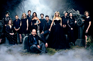 The cast of Buffy The Vampire Slayer reunites to celebrate the show's 20th anniversary
