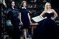 The cast of Buffy The Vampire Slayer reunites to celebrate the show's 20th anniversary - buffy-the-vampire-slayer photo