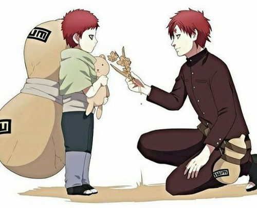 Gaara of Suna wallpaper titled This is precious too