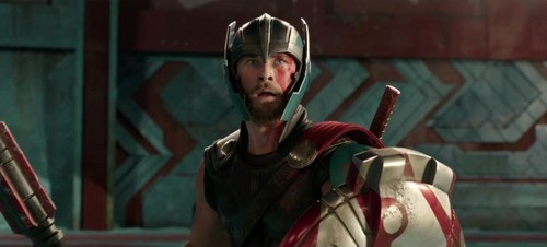 Thor: Ragnarok 壁紙 entitled Thor Ragnarok First 写真