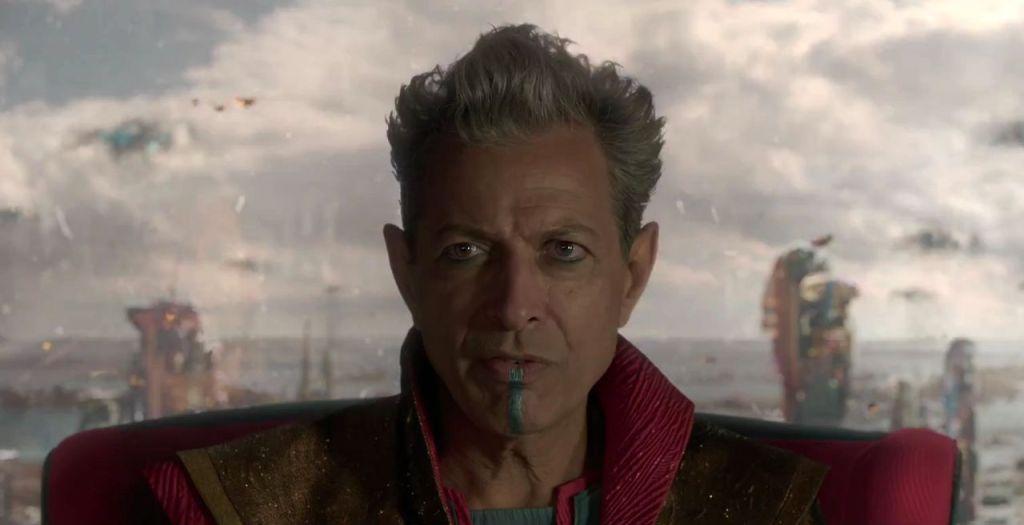 Thor Ragnarok First mga litrato