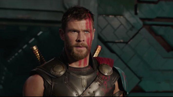 Thor Ragnarok First चित्रो