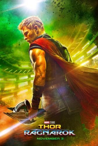 Thor: Ragnarok wolpeyper entitled Thor: Ragnarok ~ Poster