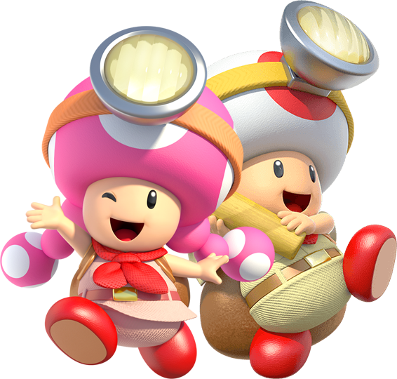 Toadette Wallpaper