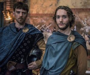 Toby as Aethelred in 'The Last Kingdom' - 2x03 - Promotional Stills