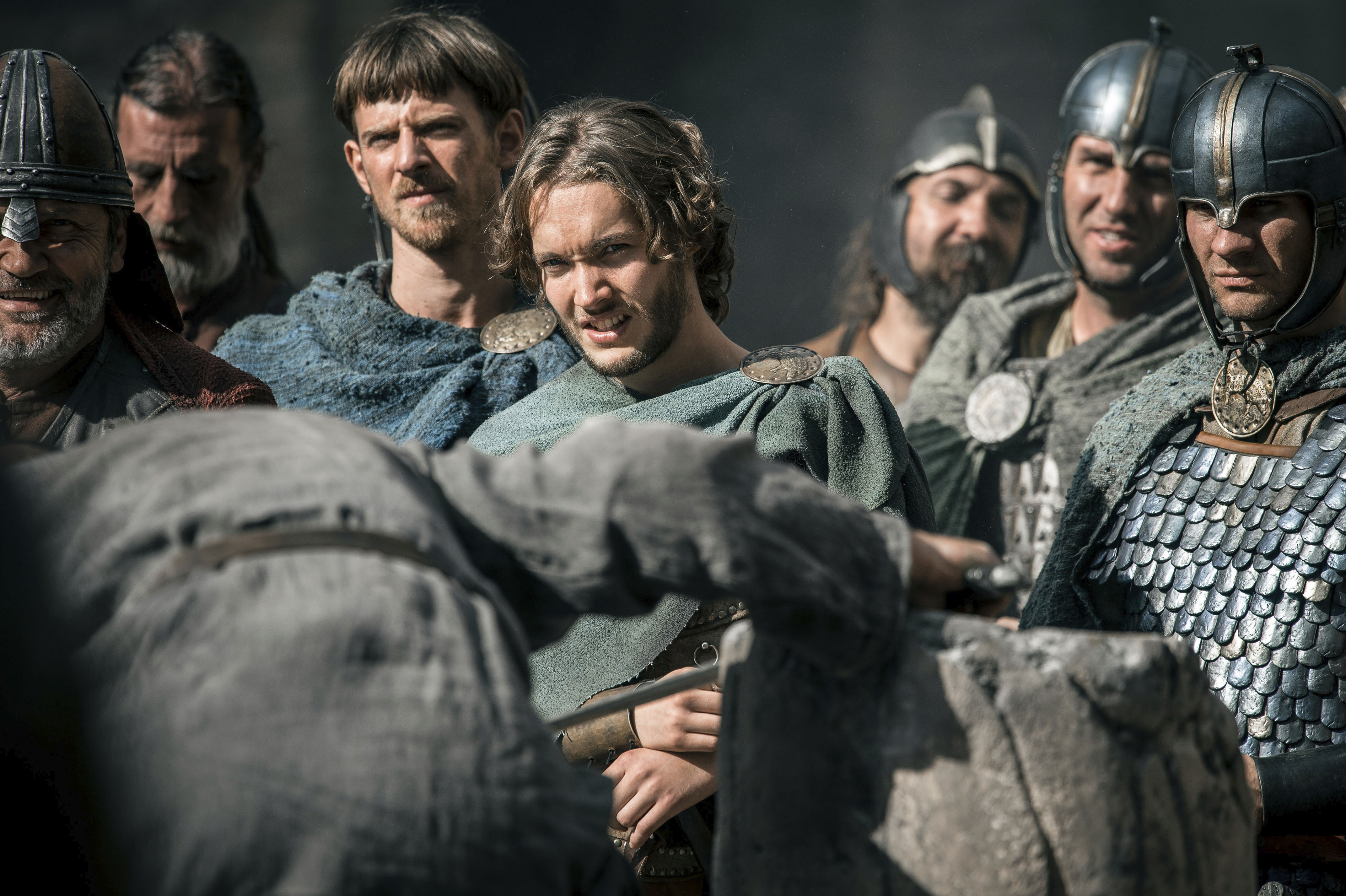 Toby as Aethelred in 'The Last Kingdom' - 2x06 - Promotional Stills
