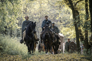 Toby as Aethelred in 'The Last Kingdom' - 2x08 - Promotional Stills