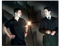 Tom Cruise   Colin Farrell   Minority Report  2002  4 - tom-cruise photo