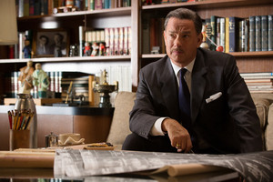 Tom Hanks As Walt Disney