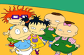 Tommy, Chuckie, Phil, Lil and Kimi New 2017 - rugrats photo