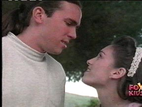 Amy Jo Johnson wallpaper entitled Tommy and Kim 27