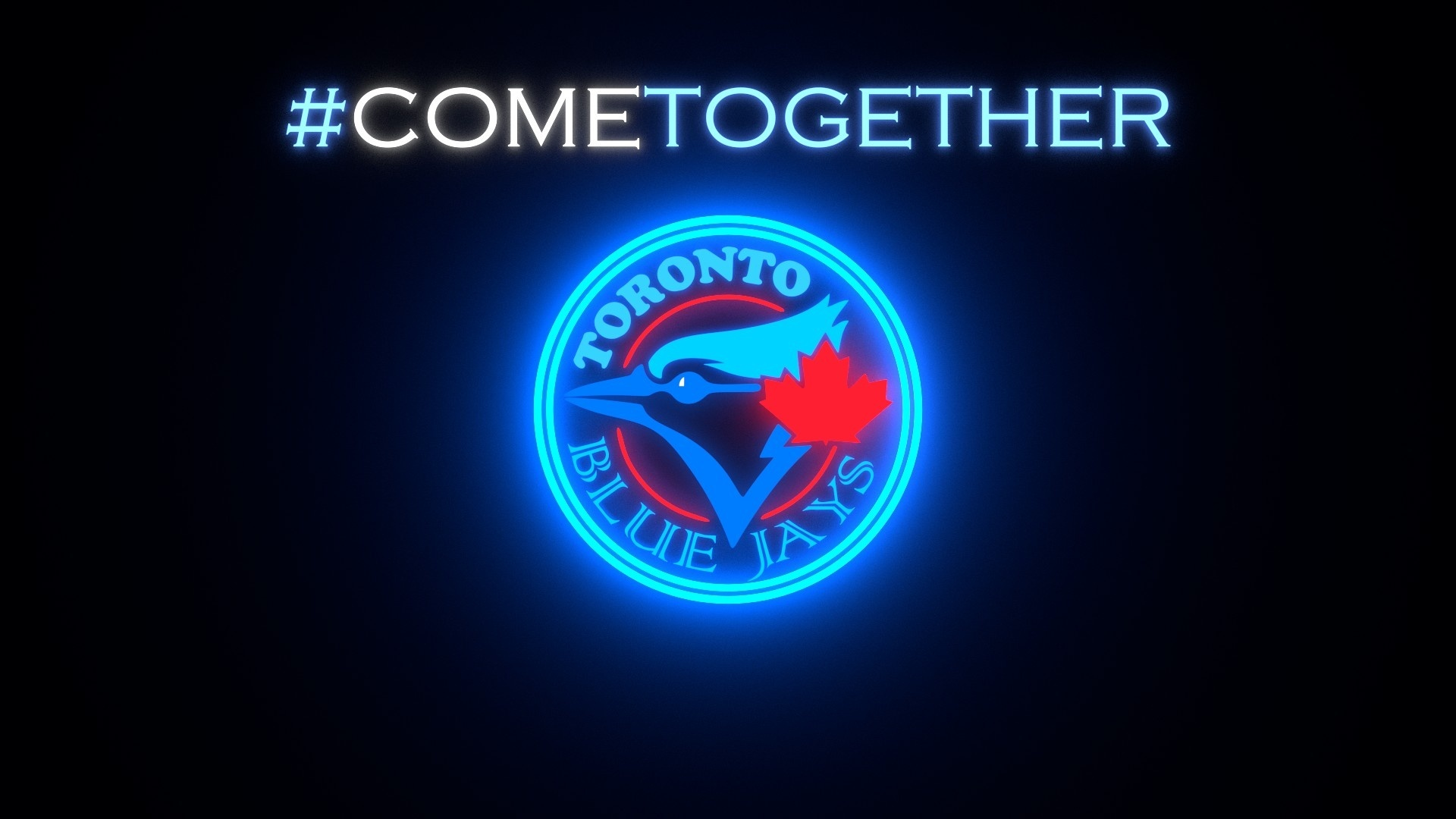 Toronto Blue Jays images Toronto Blue Jays - Come Together HD wallpaper and background photos