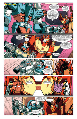 Transformers: MTMTE