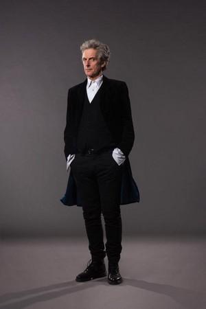 Twelfth Doctor - Series 10