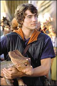 Tyrone Leitso=Karl Scott In Dinotopia