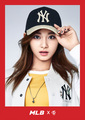 Tzuyu - Sports Casual Brand MLB