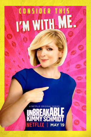 Unbreakable Kimmy Schmidt - Season 3 Poster - Jacqueline