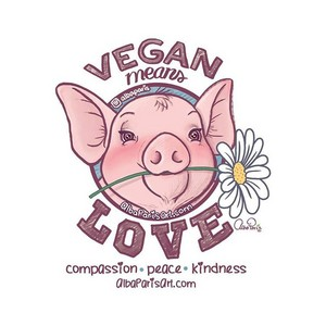 Vegan Art
