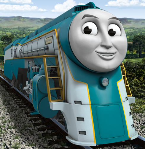 Thomas the Tank Engine wallpaper called Connor
