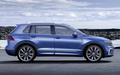 Volkswagen Tiguan GTE Concept (2015) - volkswagen wallpaper