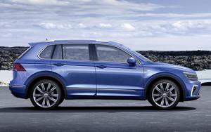 Volkswagen Tiguan GTE Concept (2015)