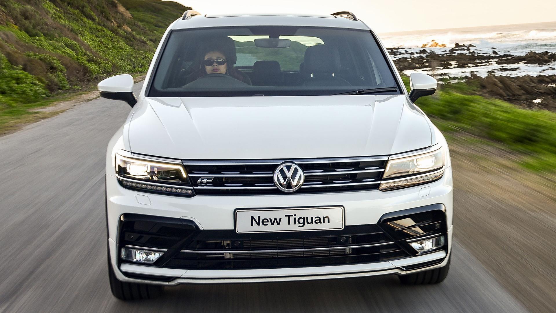 Volkswagen Tiguan R Line (2016)