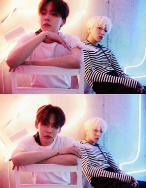 WINNER Seungyoon and Jinwoo for CECI Korea May Issue