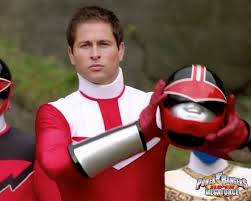 Wes Red Time Force Ranger 2