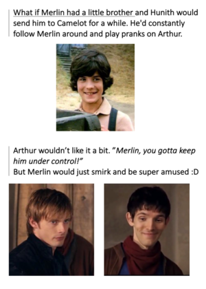 Merlin's little brother