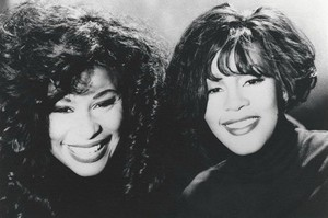 Whitney And Chaka Khan