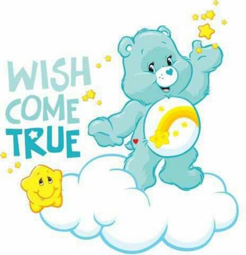 Care Bears wallpaper called Wish Bear