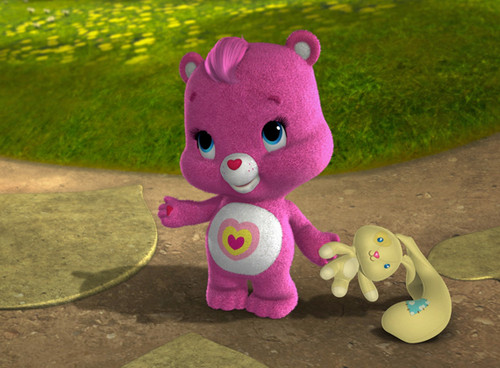 Care Bears wallpaper entitled Wonderheart Bear
