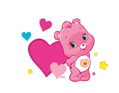 Care Bears wallpaper called Wonderheart Bear