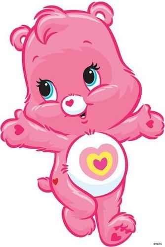 Care Bears wallpaper called Wonderheart Bear