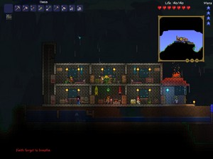 Yet More Terraria Antics...